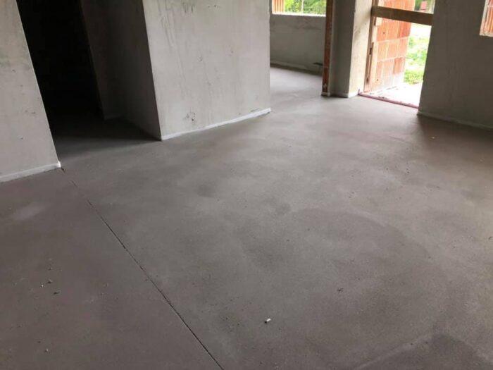 esztrich beton referencia
