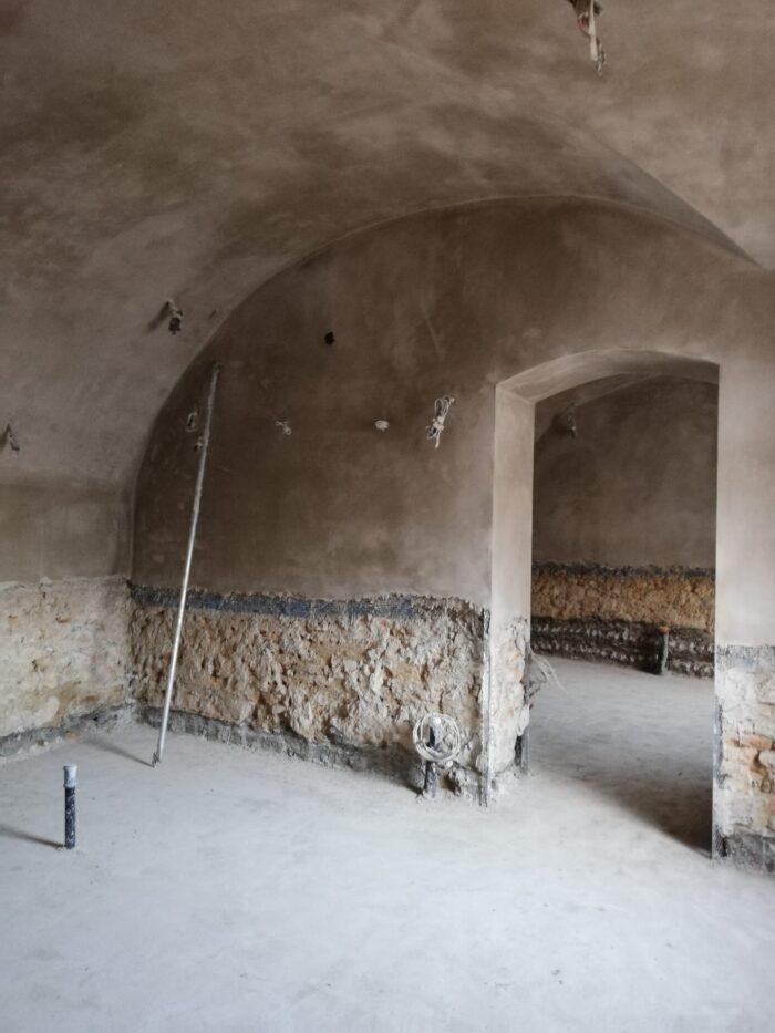 Tatai kastély referencia munka kép
